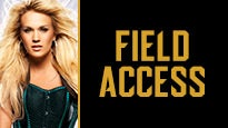 Carrie Underwood Concert Upsell - General Field Access