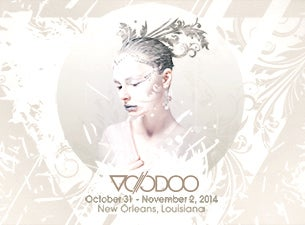 Voodoo Music + Art Experience Tickets