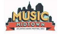 Music Midtown Festival 2 Day Pass at PIEDMONT PARK