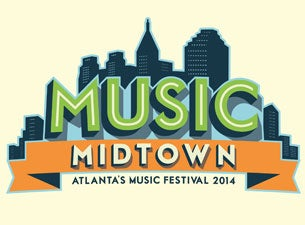 Music Midtown Festival Tickets