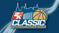 2K Classic Benefiting Wounded Warrior Project Tickets