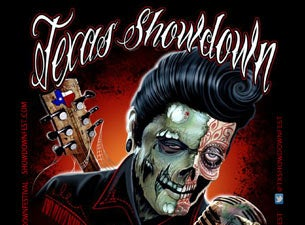 Texas Showdown Festival Tickets