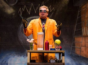 Doktor Kaboom! Tickets