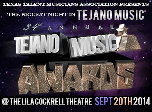 Tejano Music Awards Tickets
