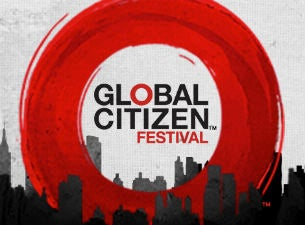 Global Citizen FestivalTickets