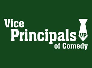 The Vice Principals of Comedy Tickets