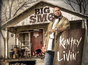 Big Smo Tickets