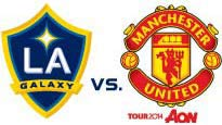 More Info AboutChevrolet Cup - LA Galaxy v Manchester United