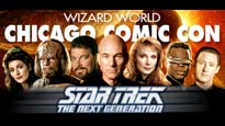 More Info AboutSTAR TREK: THE NEXT GENERATION REUNION MODERATED BY WILLIAM SHATNER