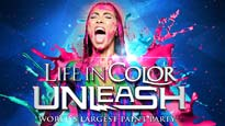 Life In Color::Unleash Tour at DCU Center