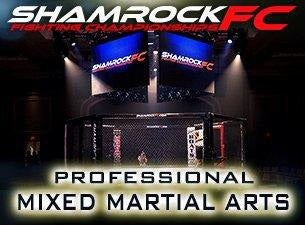 Shamrock FC Mixed Martial Arts Tickets