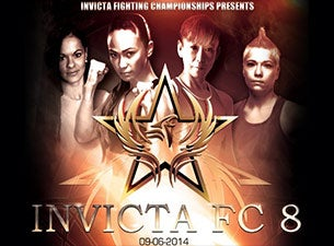 Invicta Fighting Championships Tickets
