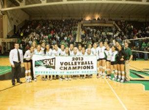University of North Dakota Womens VolleyballTickets