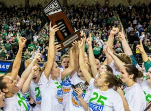 University of North Dakota Womens Basketball Tickets