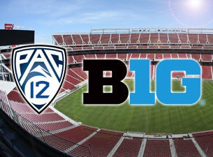 San Francisco Bowl - Pac-12 vs. Big Ten Tickets