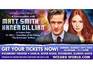 Doctor Who ConventionTickets