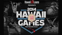 The Hawaii VA Games Crossfit Competition