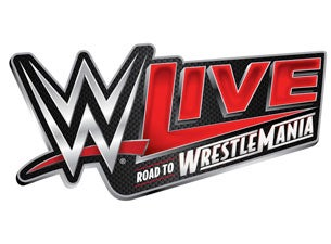 WWE LIVE Road to WrestleMania Tickets