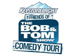 Bob & TomTickets