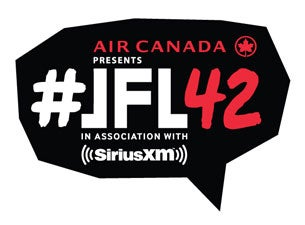 JFL42 Festival Tickets