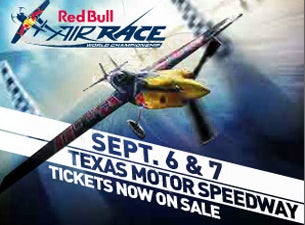 Red Bull Air Race World Championship Tickets