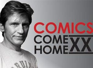 Comics Come HomeTickets
