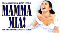 Mamma Mia presale password for musical tickets