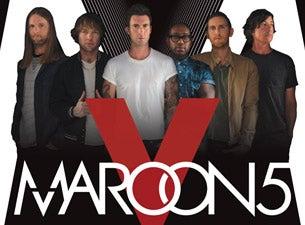 Maroon 5Tickets