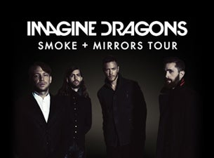 Imagine Dragons: Smoke + Mirrors Tour