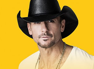 Tim McGraw: Shotgun Rider Tour with Billy Currington & Chase Bryant