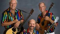 The Kingston Trio discount offer for event in Thousand Oaks, CA (Fred Kavli Theatre-Thousand Oaks Civic Arts)