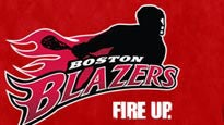 Boston Blazers Tickets