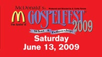 2011 McDonalds Gospelfest presale password for concert tickets in Newark, NJ (Prudential Center)