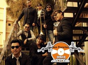 San Francisco Disco Banda presenta Noche Disco