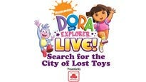 Dora the Explorer Live! Search for the City of Lost Toys presale passcode for early tickets in Edmonton