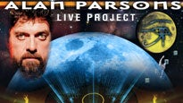 Alan Parsons Tickets