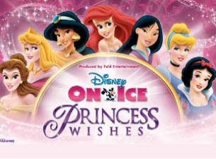 Disney On Ice : Princess Wishes Tickets