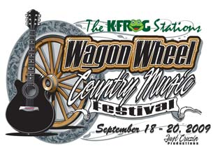 KFRG Wagon Wheel Country Music Festival Tickets