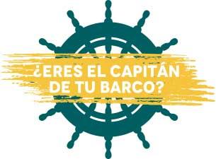 ¿Eres el Capitán de tu Barco?