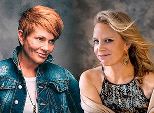 Mary Chapin Carpenter & Shawn Colvin: Together On Stage