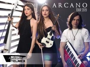 Arcano Tour 2019