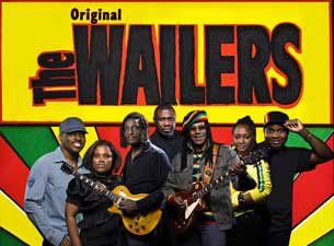 The Original Wailers Tickets