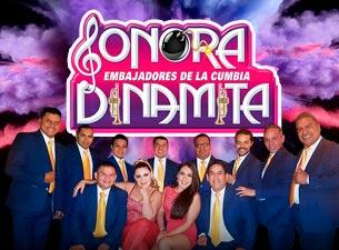 Sonora embajadores de la cumbia Dinamita