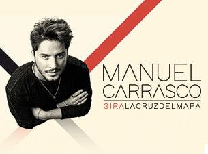 """Manuel Carrasco """"La Cruz del Mapa"""""""