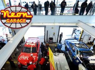 LVMS NASCAR Fall Neon Garage - Sunday