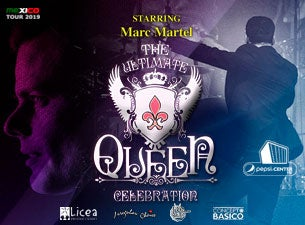 Marc Martel The Ultimate Queen Celebration M&G