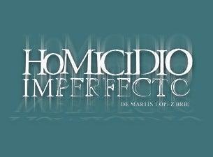 Homicidio Imperfecto