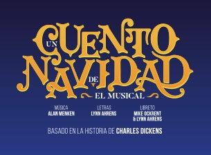 """""""Un cuento de Navidad, El Musical"""""""