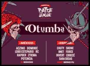OTUMBA Freestyle Battle League