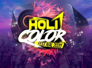 Holi Color Festival 2020
